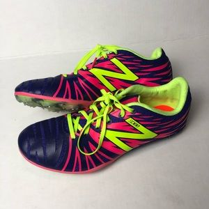 New Balance Racing SD100 Track shoes women's 6.5